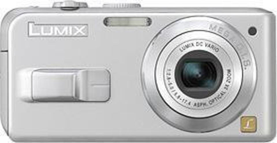 Panasonic Lumix DMC-LS2 front