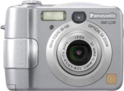 Panasonic Lumix DMC-LC80 Digitalkamera