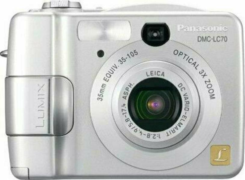 Panasonic Lumix DMC-LC70 front