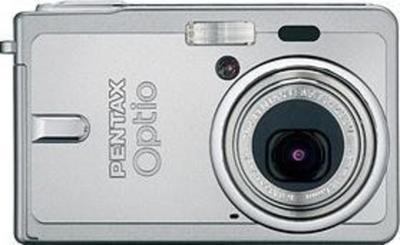 Pentax Optio S6 Digital Camera