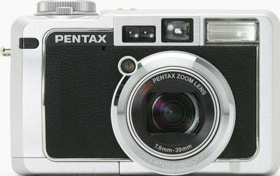 Pentax Optio 750Z Digital Camera