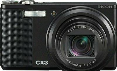 Ricoh CX3 Digital Camera