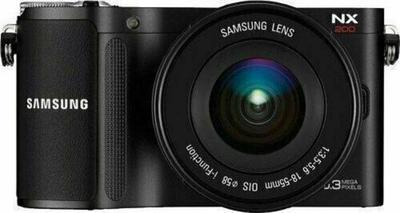Samsung NX200 Digital Camera