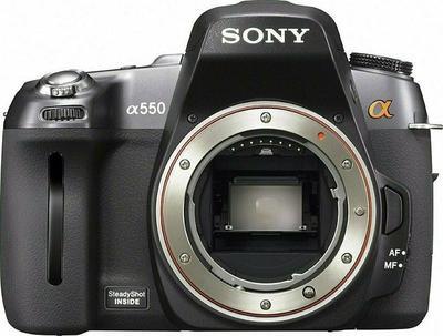 Sony Alpha DSLR-A550 Aparat cyfrowy