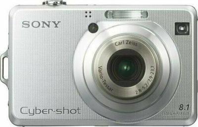Sony Cyber-shot DSC-W100 Digitalkamera