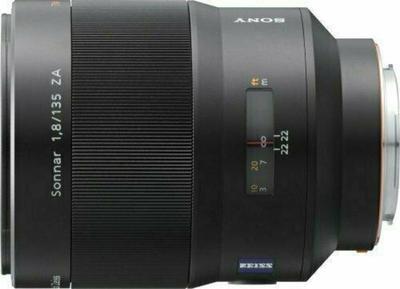 Sony 135mm F1.8 ZA Carl Zeiss Sonnar T* Lens