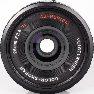Voigtlander 28mm F2.8 Color Skopar SL II Lens