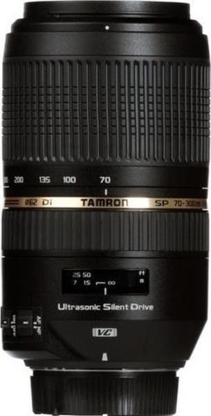 Tamron SP 70-300mm F/4-5.6 Di VC USD Lens