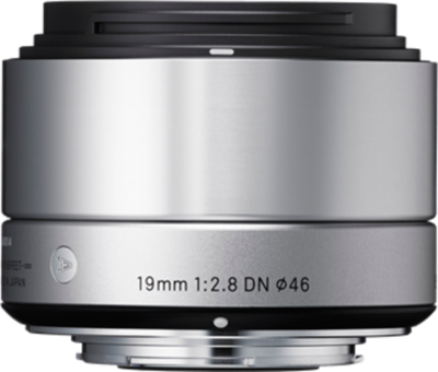 Sigma 19mm F2.8 DN Art Lens