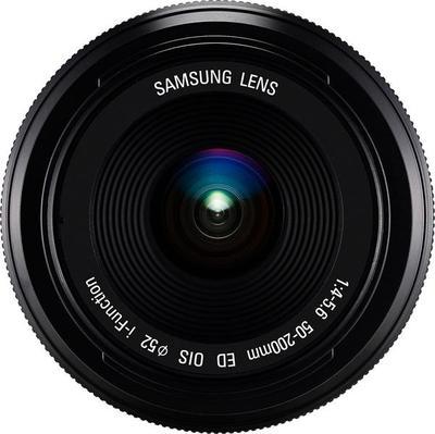 Samsung NX 50-200mm F4-5.6 OIS Lens