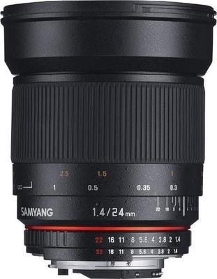 Samyang 24mm f/1.4 ED AS UMC Lens