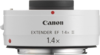 Canon Extender EF 1.4x III teleconverter