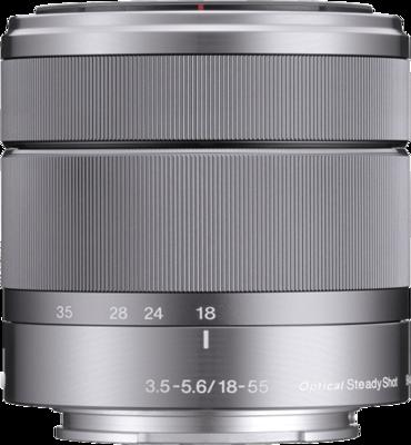 Sony E 18-55mm F3.5-5.6 OSS Lens