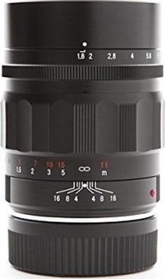 Voigtlander 75mm F1.8 Heliar Classic Lens