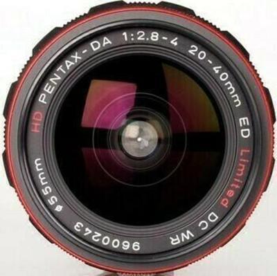 Pentax HD-DA 20-40mm F2.8-4 ED Limited DC WR