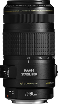 Canon EF 70-300mm f/4-5.6 IS USM Obiektyw