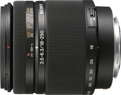 Sony DT 18-250mm F3.5-6.3 Lens