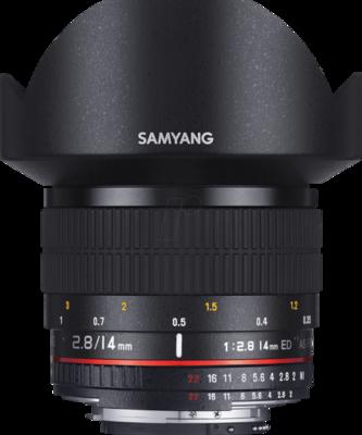Samyang 14mm F2.8 IF ED MC Aspherical Lens