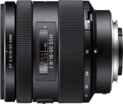 Sony DT 16-50mm F2.8 SSM Lens