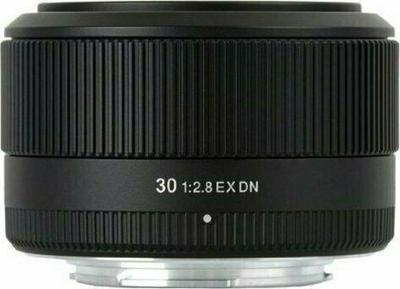 Sigma 30mm F2.8 EX DN Lens