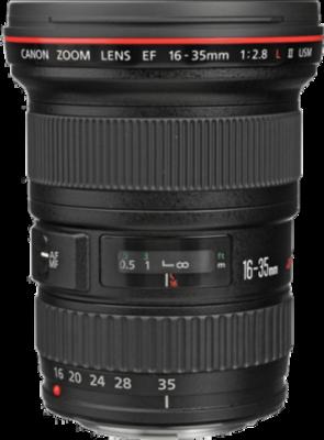 Canon EF 16-35mm f/2.8L USM Lens