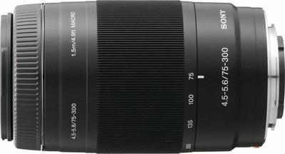 Sony 75-300mm F4.5-5.6 Lens