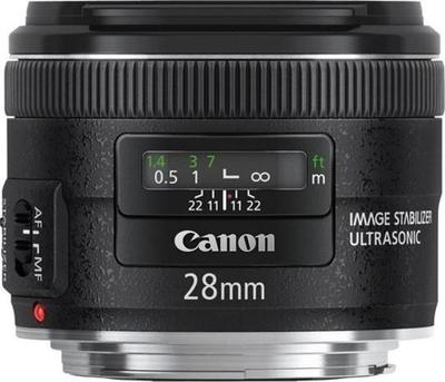 Canon EF 28mm f/2.8 Lens