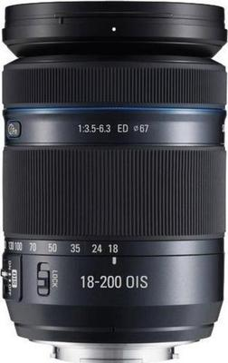 Samsung NX 18-200mm F3.5-6.3 ED OIS Lens