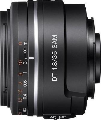 Sony DT 35mm F1.8 SAM Lens