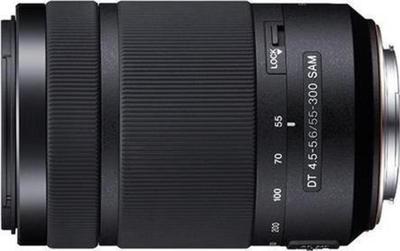 Sony DT 55-300mm F4.5-5.6 SAM Lens
