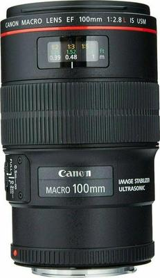 Canon EF 100mm f/2.8L Macro IS USM Obiektyw