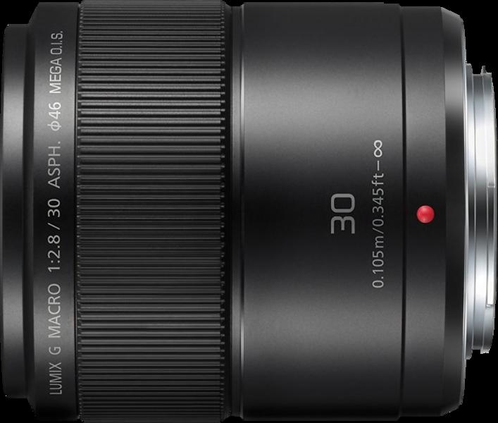 Panasonic Lumix G Macro 30mm F2.8 ASPH Mega OIS lens