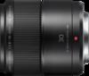 Panasonic Lumix G Macro 30mm F2.8 ASPH Mega OIS lens left