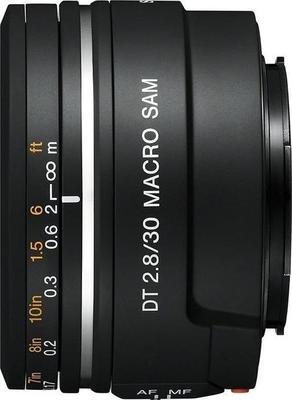 Sony DT 30mm F2.8 Macro SAM Lens