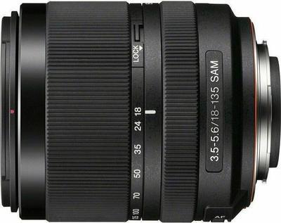 Sony DT 18-135mm F3.5-5.6 SAM Lens