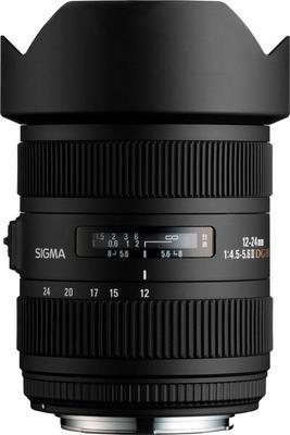Sigma 12-24mm F4.5-5.6 II DG HSM Lens