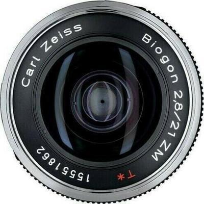 Zeiss Carl Biogon T* 2,8/21 ZM Lens