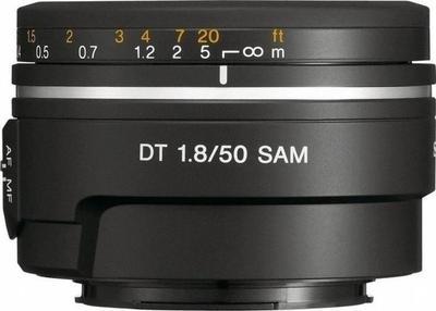 Sony DT 50mm F1.8 SAM Lens