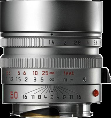 Leica Summilux-M 50mm f/1.4 ASPH Lens