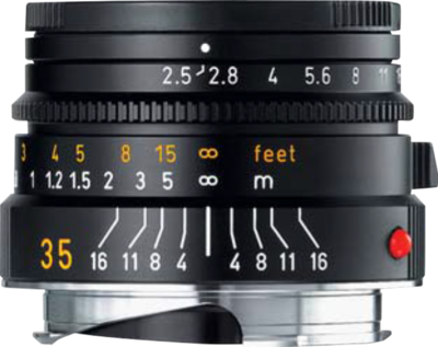 Leica Summarit-M 35mm f/2.5