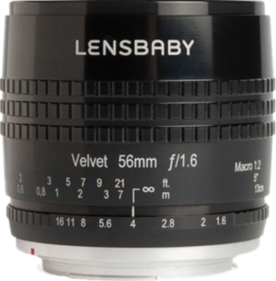 Lensbaby Velvet 56 F1.6