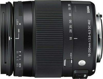 Sigma 18-200mm F3.5-6.3 DC Lens
