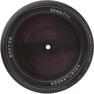 Voigtlander 50mm F1.1 Nokton Lens