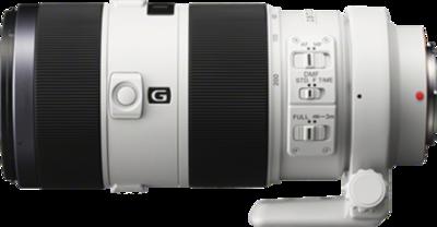 Sony 70-200mm F2.8 G SSM II Lens