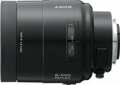 Sony 500mm F8 Reflex Lens