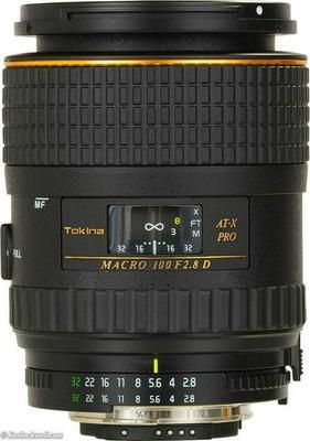 Tokina AT-X Pro 100mm f/2.8 Macro