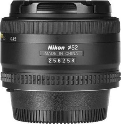 Nikon AF Nikkor 50mm f/1.8D Objektiv