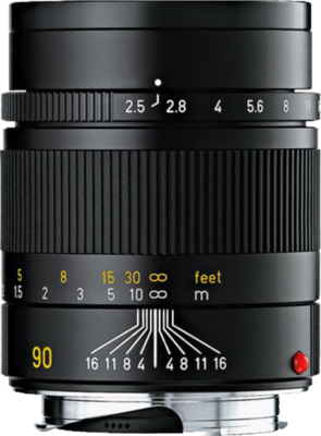 Leica Summarit-M 90mm f/2.5
