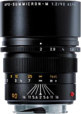 Leica APO-Summicron-M 90mm f/2 ASPH Lens