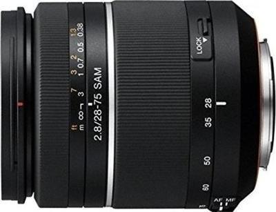 Sony 28-75mm F2.8 SAM Lens